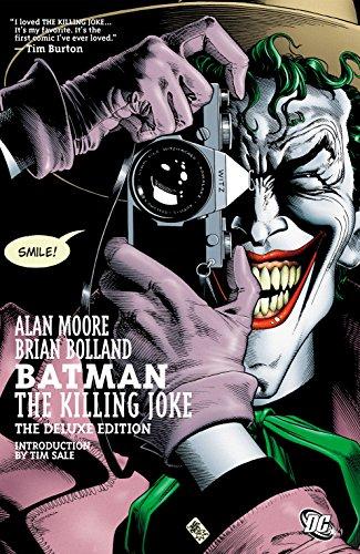 The Killing Joke for just £3.99 on Amazon Kindle / comiXology