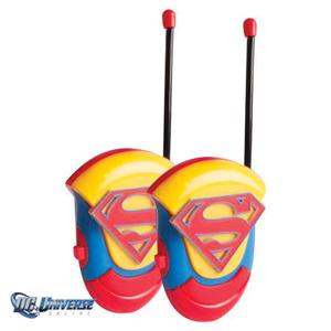 DC Super Hero Girls Walkie Talkies £7.99 @ Home bargains