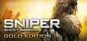 Sniper: Ghost Warrior Gold Edition 95p @ indiegala [Steam/PC]