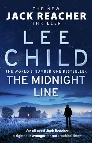 New Jack Reacher novel The Midnight Line £3.00 for Prime customers (5.99 non-Prime)