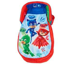 MyFirst PJ Masks Toddler ReadyBed - Airbed & Sleeping Bag £14.99 @ Argos