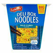 Bachelor's Deli Box Noodles 25p @ ASDA