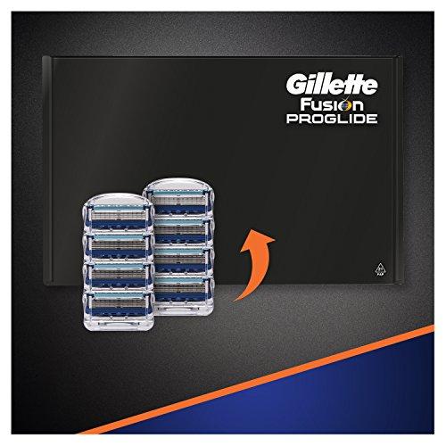 Gillette Fusion5 ProGlide Razor Blades, 8 Refills £16.76 prime / £20.75 non prime @ Amazon