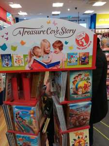 Treasure Cove Story Books £1 @ The entertainer instore