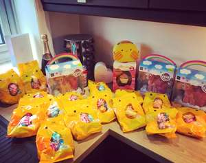 M&S Packs of Egg Hunt Bags 10p instore - Blackburn