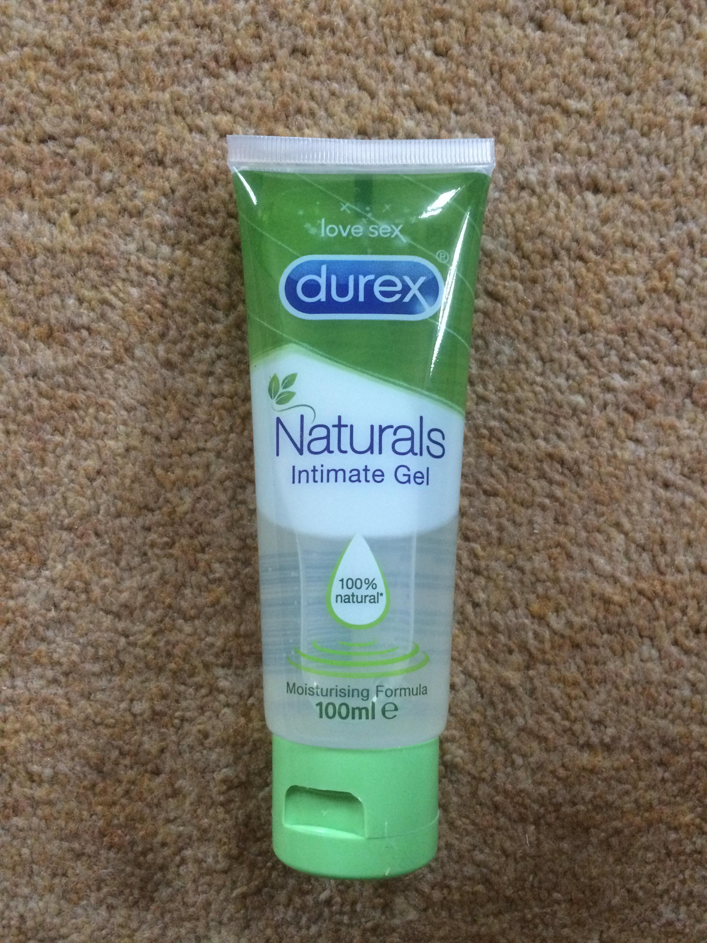 Durex Naturals Intimate Gel - £2.29 instore @ Home Bargains