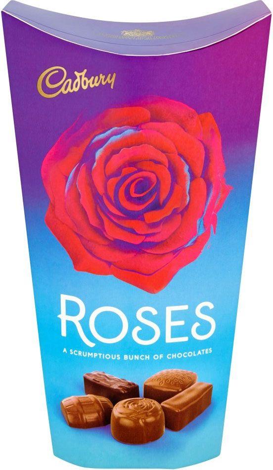 Cadbury Roses 290g £2 at heron