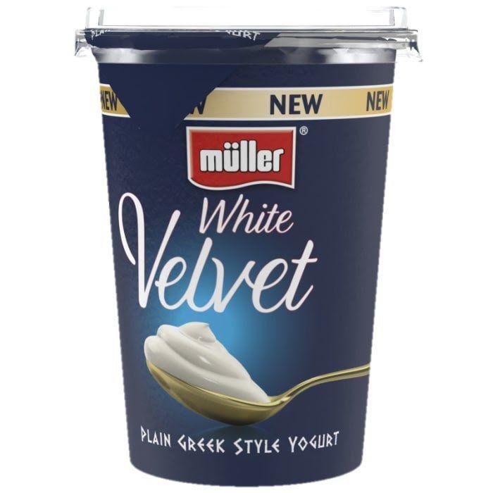 Muller light white velvet 3 for £1 instore @ heron foods
