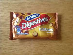McVitie's Digestives caramel nibbles 37g x 6 for £1 @ Heron in store (Farnworth)