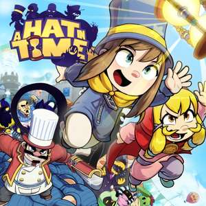 A Hat In Time [PC/Steam] - £13.45 @ GMG