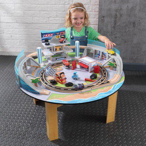 KidKraft Disney Cars 3 Racetrack & Table instore at Home Bargains for £29.99