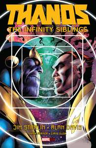 Thanos: Infinity Sibling - 69p @ Comixology (OGN - currently £8.99 on Amazon).