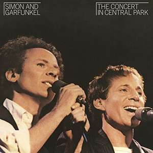 simon & garfunkel - concert in central park , 2 x vinyl LP [amazon spain] 8 euros , £10.95 delivered