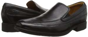 Clarks Tilden Free Men's Slippers (Black Leather) - was £46.94 now £21 / £18.90 (student) @ Amazon
