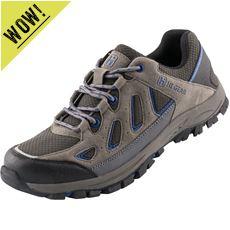 Hi Gear Sierra II Walking Shoes Men / Women - £10 Collected from store @ Go Outdoors