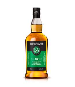 Springbank 15 year old Whisky - Booths instore £45