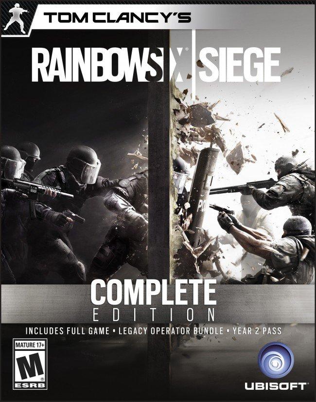 Rainbow six siege pc complete edition year 3 dlc PC uplay - £42.74 @ CDKeys