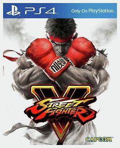 Street Fighter V - PS4  £9.99  Argos eBay Store