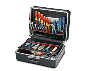 Parat 35 litre Technician's Tool Case used acceptable or used good at Amazon Warehouse £49.80  and £52.20