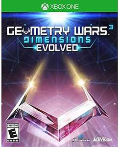 "Geometry Wars™ 3: Dimensions Evolved [Xbox One] @ Amazon.com ""Sold by Your_Personal_Shopper "" (Fulfilled by Amazon) / £8.15"
