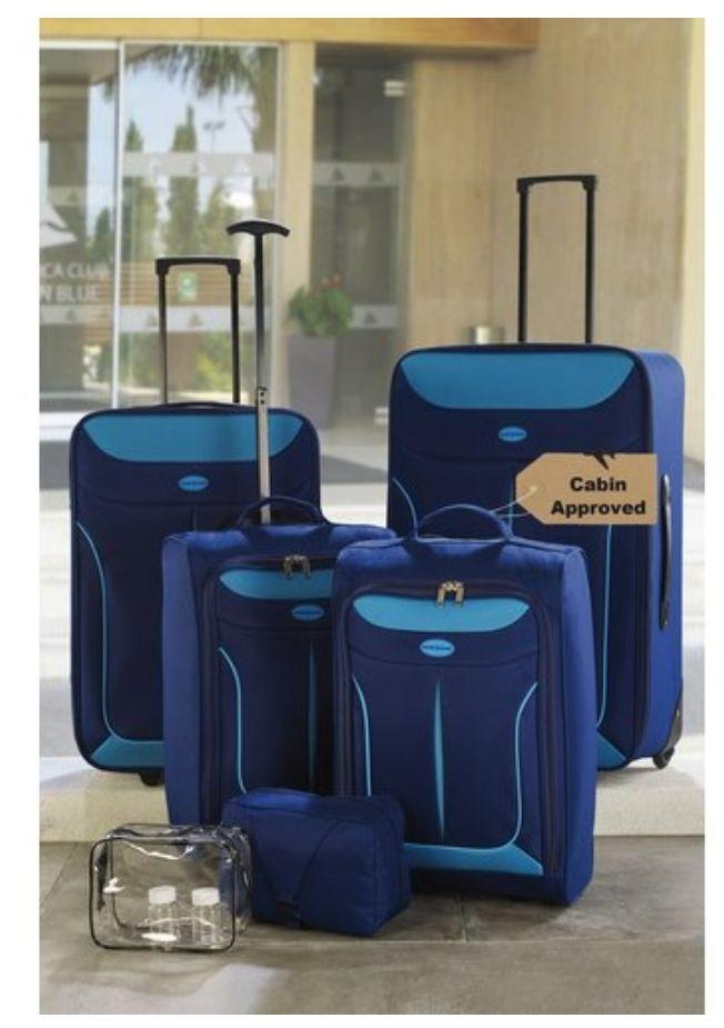 6pc Luggage Set £34.99 / £39.99 delivered Was £159.99 @ Studio