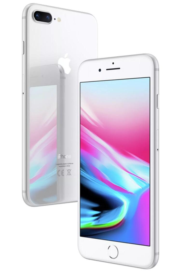 iPhone 8 Plus - 64GB - Silver - Unlocked £560.99 - Argos / Ebay Grade A