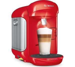Tassimo by Bosch vivy2 TAS1403GB coffee\ hot drinks machine £44.99 plus £20 web credit @ Currys