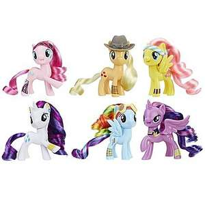 My Little Pony the Movie Pirate Ponies Collection £12 @ Asda Free C+C