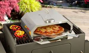 Blaze Box Pizza Oven  £41.97 delivered @ Groupon