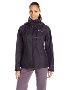 COLUMBIA Women's Pouration™ Waterproof Jacket, £38.40 (with code) at Millets