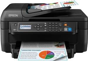 Epson WorkForce WF-2750DWF All in One Colour Inkjet Printer £49.99 / £52.94 delivered @ BOX