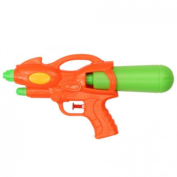 GREEN AQUA BLAST WATER GUN £1 @ poundstretcher