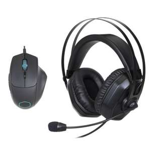 Cooler Master MasterMouse MM520 Mouse + Cooler Master MH320 Headset £42.94 for both delivered @ Box