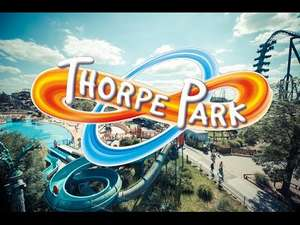 Student Tickets For £20 @ Thorpe Park