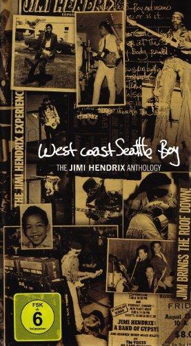 jimi hendrix - west coast seattle boy - 4 cd + dvd boxset [ amazon uk ] £11.74 prime £13.73 non prime