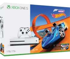 Xbox One S 1TB – Forza Horizon 3 Hot Wheels Bundle + Halo 5 + Sea of Thieves - Only £229 @ Microsoft