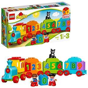 LEGO 10847 Duplo My First Number Train Preschool Toy by LEGO £9.97 prime / £14.72 non prime  @ AMAZON