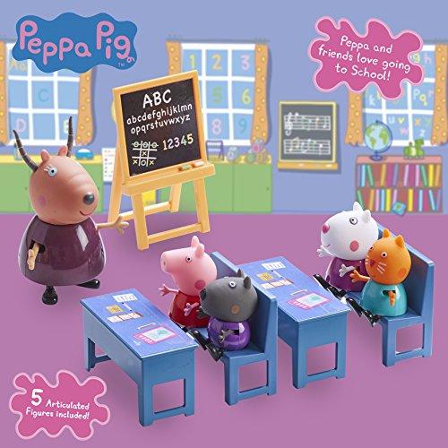 Peppa Pig Classroom Playset £7.99 Prime / £11.98 Non Prime @ AMAZON