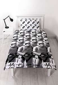 star wars single duvet £7.68 Prime / £12.43 Non Prime @ Amazon
