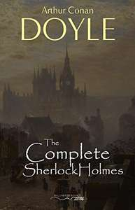 2 free kindle books - complete Sherlock Holmes and complete HG Wells @ Amazon