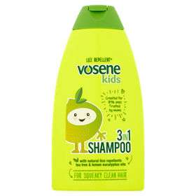 Vosene Kids 3 in 1 Head Lice Repellent Conditioning Shampoo 90p @ Asda