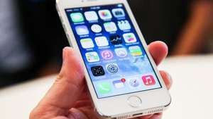 Apple iPhone 5S in Silver (good) Locked to Vodafone or O2 £69.99 @ eBay Music Magpie Delivered