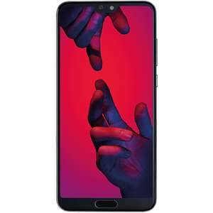 P20 pro + £100 flight gift card @ O2. £99.99 up front / £20pm x 24 months = £579.99