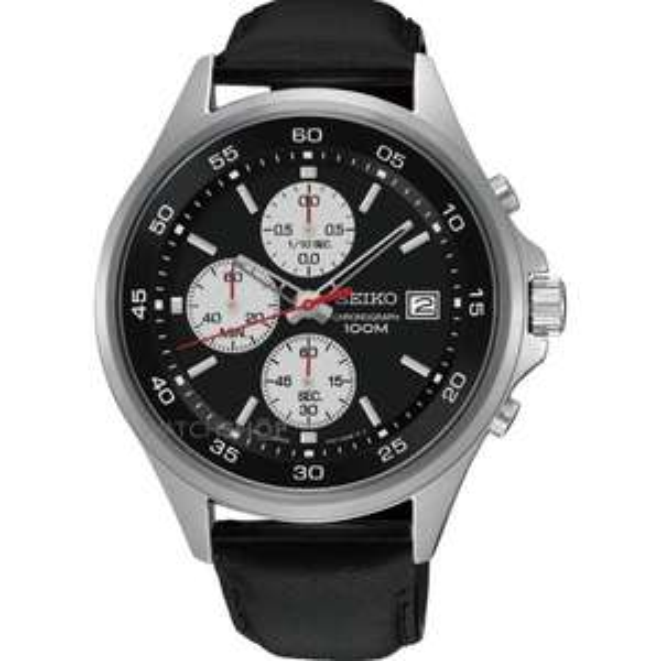 Mens seiko chronograph watch - £100 @ Watch Shop