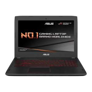 "ASUS FX502VD 15"" Full HD i7 GTX 1050 Gaming Laptop - £839.99 @ Scan"
