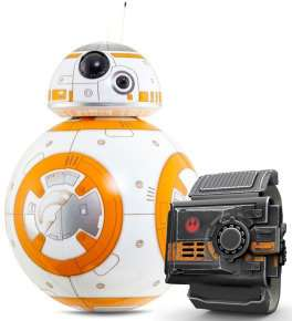 Sphero BB-8 App Enabled Droid with Forceband - £69.99 @ eBuyer