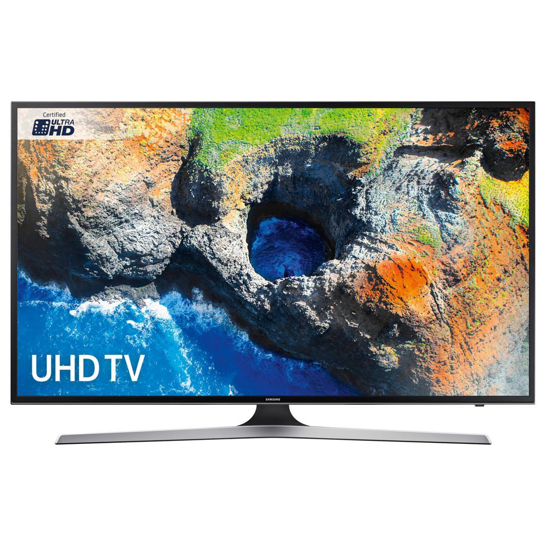 Samsung UE40MU6120  40inch UHD Smart TV - £369 @ John Lewis