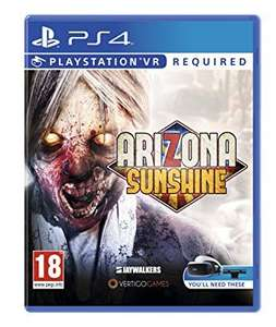 PS4 Arizona Sunshine - £20 (Free click and collect) from Tesco