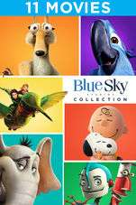 Blue Sky 11 (Kids digital) Movie Collection (inc 2 4K films) £19.99 @ iTunes store