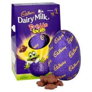 Easter Eggs Reduced to 25p Freddo, Smarties, Rolo and Aero 122g @ Morrisons instore